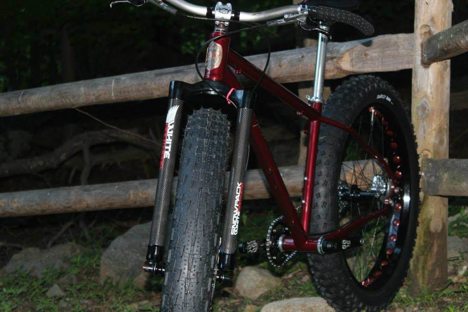 Recent Builds – Fat and Road Bikes